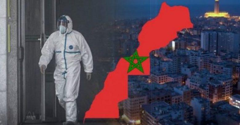 """عاجل.. المغرب يسجل 203 حالة إصابة جديدة بفيروس """"كورونا"""" و5 وفيات"""