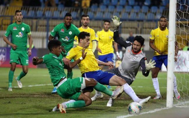 الكشف عن موعد مباراة الرجاء ضد الاسماعيلي المصري