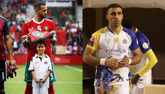 حمد الله وبنعطية يتنافسان على جائزة أفضل لاعب من شمال أفريقيا في القارة الآسيوية